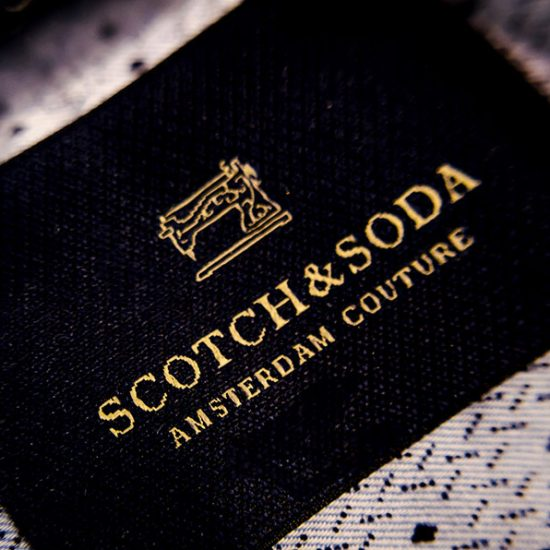 Scotch & Soda - MO David