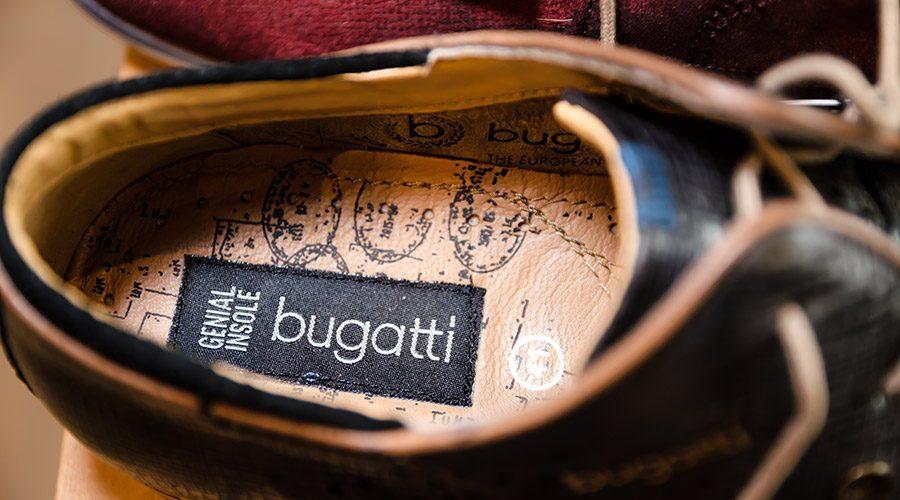 Bugatti soulier - MO David